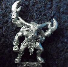 1990 Epic Chaos Keeper of Secrets 1 Daemon Citadel Warhammer Army 6mm 40K Demon