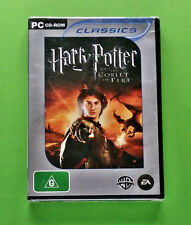 Harry Potter and the Goblet of Fire for PC 2004 Brand New