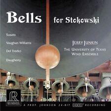 BELLS FOR STOKOWSKI - HDCD - REFERENCE RECORDINGS  RR 104