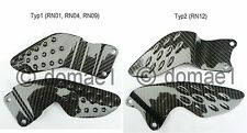 Yamaha YZF-R1 carbon heel guards 1998-2006 RN01 RN04 RN09 RN12 plates protectors