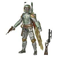 Star Wars The Black Series - Carbonized BOBA FETT Figure 40th Anniversary