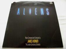 Aliens - Soundtrack ** 1986 TER LP OST James Horner - LSO. TOP COPY.