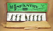 Vintage Britains Toy Soldiers - U.S Infantry - The Floca Collection
