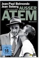 Außer Atem [DVD/NEU/OVP] von Jean-Luc Godard mit Jean-Paul Belmondo, Jean Seberg