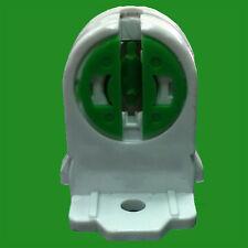 25x T5 Base Fluorescent LED Tube Lamp Holder Socket Snap-In Or Slide-On Fitting