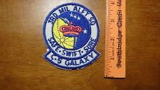 UNITED STATES AIR FORCE 3RD MIL ALIFT SQ C-5 GALAXY WESTOVER AFB    BX T #4