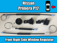 WINDOW REGULATOR REPAIR KIT NISSAN PRIMERA P12 FRONT RIGHT 2002 - 2008