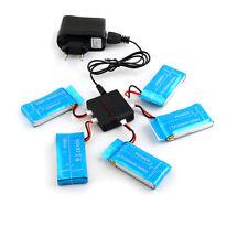 5in1 spina caricatore UE+5* 3.7V 1200mAh Li-Po Batteria per Syma X5SW X5SC Drone