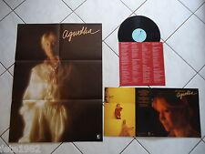 LP AGNETHA (ABBA) - TIO AR MED 1979 FOC WITH POSTER RAR