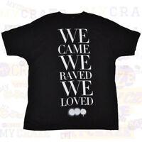 SWEDISH HOUSE MAFIA We Came We Raved We Loved Black T-Shirt