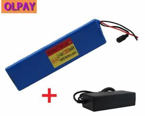 24V 12Ah 7S2P li-ion Rechargeable battery pack 29.4v12000mAh electric bicycle
