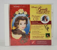 Disney's Beauty and the Beast: Picture CD Sampler (CD) Kmart Exclusive