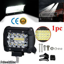 1PC 4inch 200W CREE LED Work Light Bars Offroad SPOT FLOOD Work Driving Lamp &EH