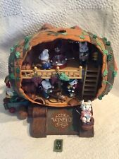 New listing Vintage Enesco The Winery Music Box no movement just sound For Parts/Repair Guc
