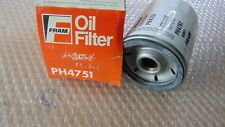 FILTRO OLIO - OIL FILTER FRAM PH4751 ROVER - LOTUS - MORRIS - FSO - MORGAN