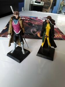 The Classic Marvel Figurine Collection Gambit /Rouge