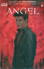 Angel #0 By Hill Buffy The Vampire Slayer Variant A Boom! Whedon Nm/M 2019