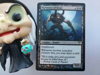Harvester of Souls ✨ Foil NM 🦇 Avacyn Restored - Magic the Gathering ~ MTG 🦇✨