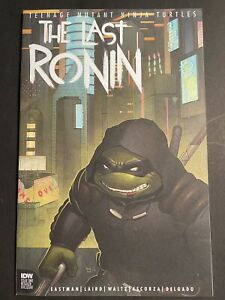 The Last Ronin 1 Noah Sult Variant