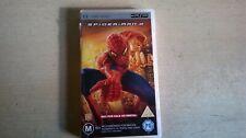 SPIDER-MAN 2 - MARVEL AVENGERS SUPERHERO PlayStation PSP UMD VIDEO FILM MOVIE
