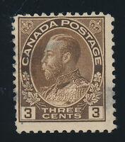 Canada Stamp Scott #108, Used