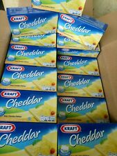 New 5 Packs Product Of Indonesia Cheese Cheddar Kraft 5 x 165 Gram
