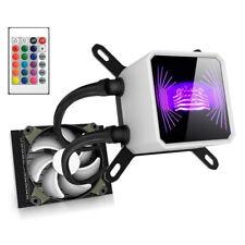 Dissipatore Aigo IcyT120 Rgb Raffreddamento Liquido Proecessori Intel Amd 120MM