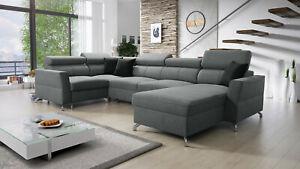 Brand new corner sofa bed with storage Veneto V