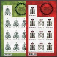 Australien Australia 2013 Weihnachten Christmas Kleinbögen Postfrisch MNH