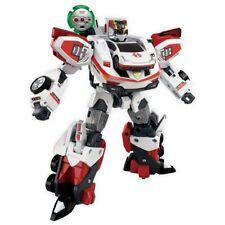 Takara Tomy Tomica Hyper Rescue Drive Head 03 Mkii White Crystal Hope Robot Toy