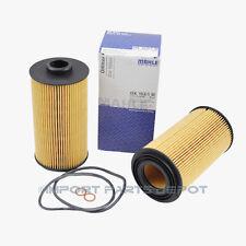 BMW Engine Oil Filter Mahle Original OEM OX15 2/1D (2pcs)