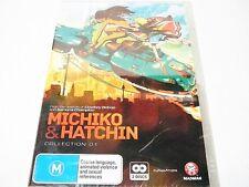 "MICHIKO & HATCHIN COLLECTION 1, ANIME, 2 DVDS, R4 ""NEW"" AUZ SELLER"