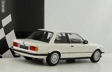Bmw 323i Año Fabricación 1982 blanco 1 18 Minichamps