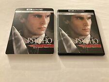 American Psycho (4K Ultra Hd / Blu-ray, 2000) with Slipcover, No Digital