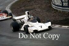 Carlos Reutemann Brabham BT44 British Grand Prix 1974 Photograph