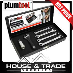 Plumtool Thermocouple Testing and Replacement Kit 5301 PTTT942