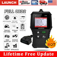 Universal OBD2 Scanner Car Code Reader Turn Off Check Engine Light CAN Scan Tool
