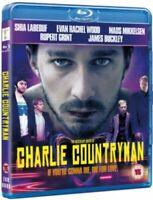 The Necessary Death of Charlie Countryman Blu-Ray (2015) Shia LaBeouf movie NEW