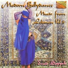 Modern Belly Dance Music from Lebanon Vol.4.