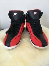 FILA Men's Sneakers Color Red/ Black/White Size US 11 EUR 44 ½  UK 10 RN# 91175