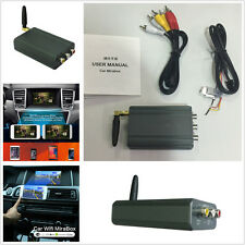 Car Miracast Airplay Android IOS WiFi TV Mirror Link Adapter Smartphone Screen