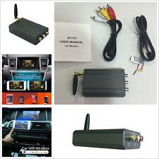 Coche Miracast Airplay Android Ios Wifi Tv Pantalla Smartphone Adaptador de enlace de espejo