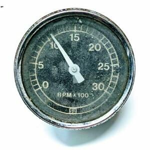 Genuine Ford D0HF-17360-D Heavy Duty Cable Drive Tachometer 3000 RPM 551YCV4