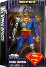 DC Superheroes Special 12 Edition > Cyborg Superman Action Figure