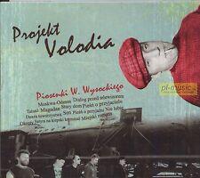 = PROJEKT VOLODIA - PIOSENKI W.WYSOCKIEGO / WYSOCKI / CD sealed