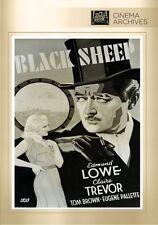 Black Sheep DVD (1935) - Edmund Lowe, Claire Trevor, Tom Brown, Eugene Pallette