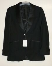 Alexander Dobell 1 Button Black Dinner Jacket Shawl Lapel Size 42R SALEx UU 14