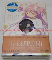 New Puella Magi Madoka Magica Movie Beginnings Eternal Limited Blu-ray CD Japan