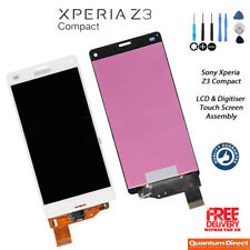 NEW Sony Xperia Z3 Compact (Mini) D5803 Touch Screen Digitiser LCD - WHITE
