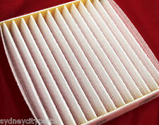 TOYOTA CABIN POLLEN AIR FILTER 8856837020 NEW GENUINE VARIOUS MODELS